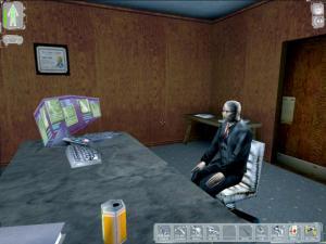 Behold Deus Ex's stunning graphics!